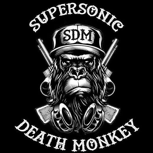 Supersonic Death Monkey