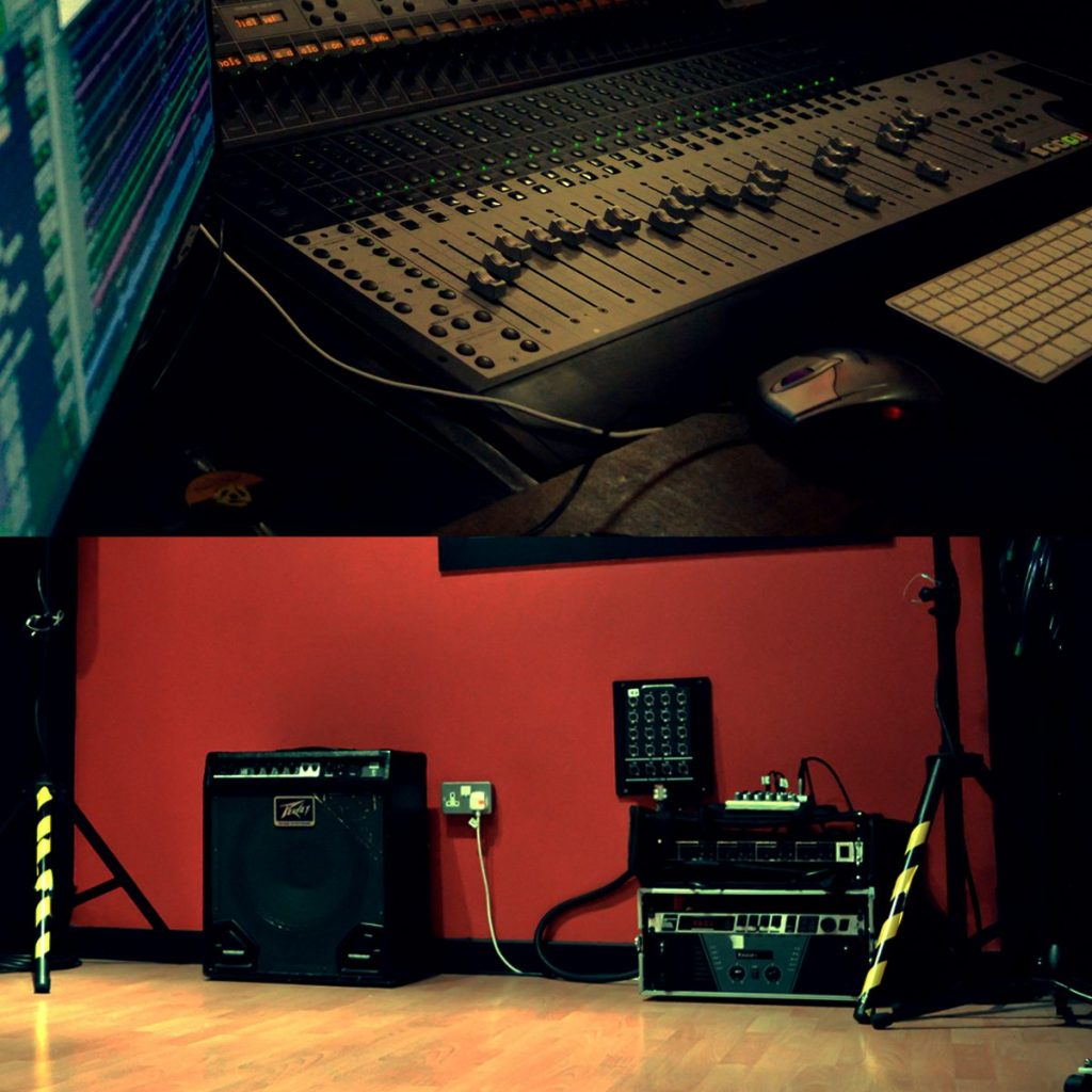 Recording Rehearsal Studio Online Booking Flexible Access